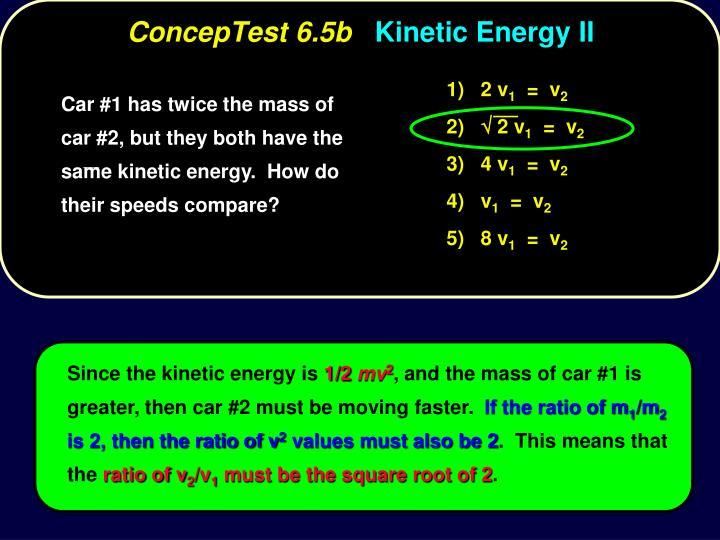 Conceptest 6 5b kinetic energy ii1
