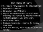 the populist party1
