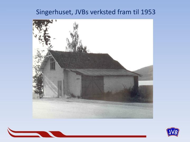 Singerhuset