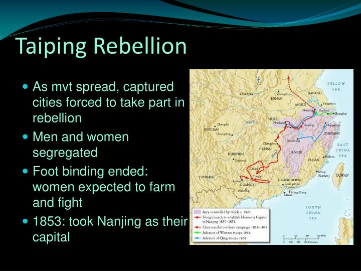 taiping essay What most distinguished this dramatic upheaval from earlier rebellions was the taiping faith of the rebels inspired by a protestant missionary tract, the core of the taiping faith focused on the belief that shangdi, the high god of classical china, had chosen the taiping leader, hong xiuquan, to establish his heavenly kingdom on earth.