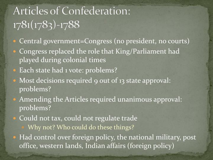 learn articles of confederation and problem solution Articles of confederation showing top 8 worksheets in the category - articles of confederation some of the worksheets displayed are activity 2 the problems with the articles of confederation, articles of confederation, articles of confederation work, articles of confederation, document based activities on writing the constitution, guide to the relationship among the preamble the articles.