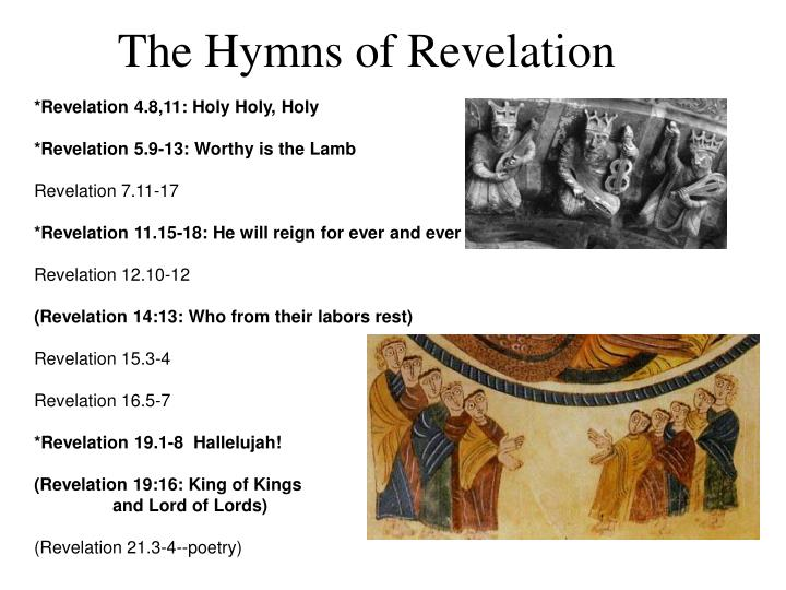 The Hymns of Revelation