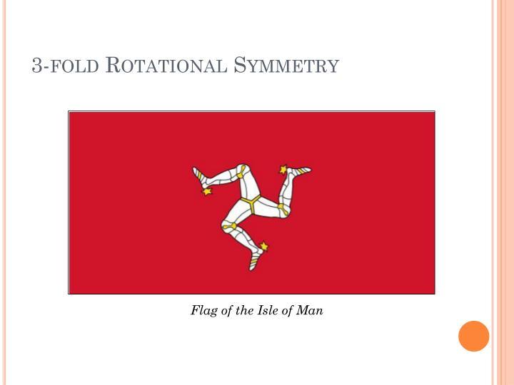 3-fold Rotational Symmetry