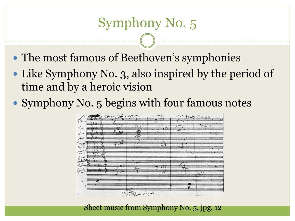 PPT - Ludwig van Beethoven PowerPoint Presentation - ID:3063499