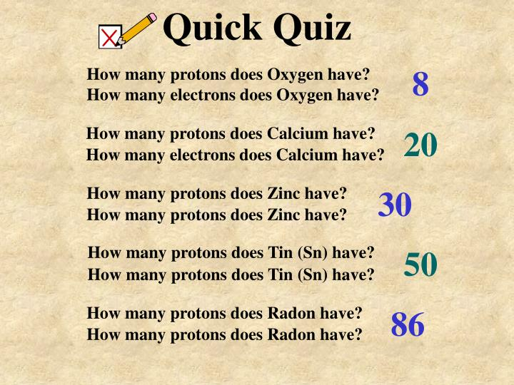 Ppt how to find the number of protons neutrons electrons for 8 how many protons urtaz Gallery