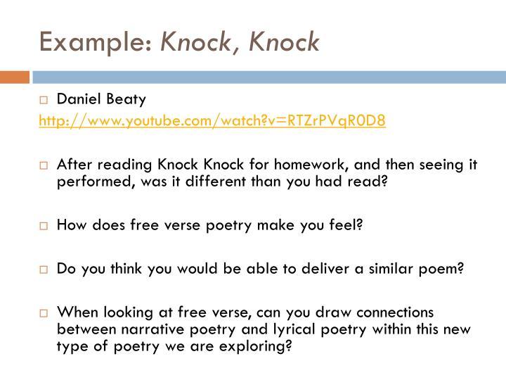 Ppt Free Verse Slam Poetry Powerpoint Presentation Id3063959