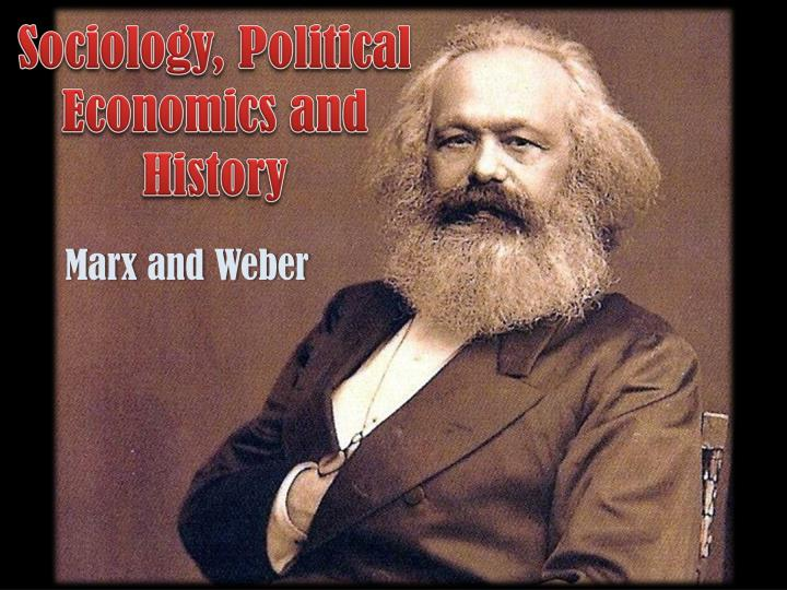 an analysis of the differences between the opinions of carl marx and max weber on capitalism its ori