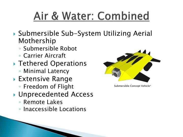 Air water combined