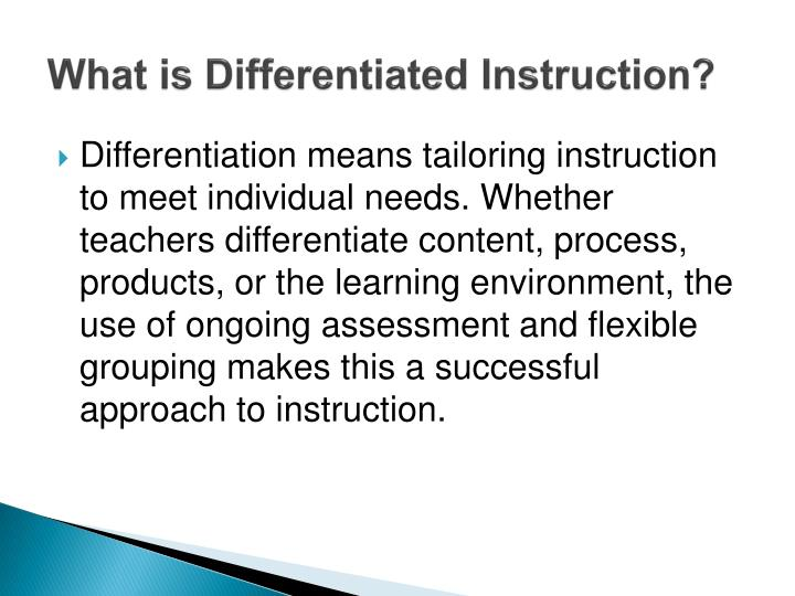 Ppt Differentiation Strategies For Multi Grade And Multi Ability
