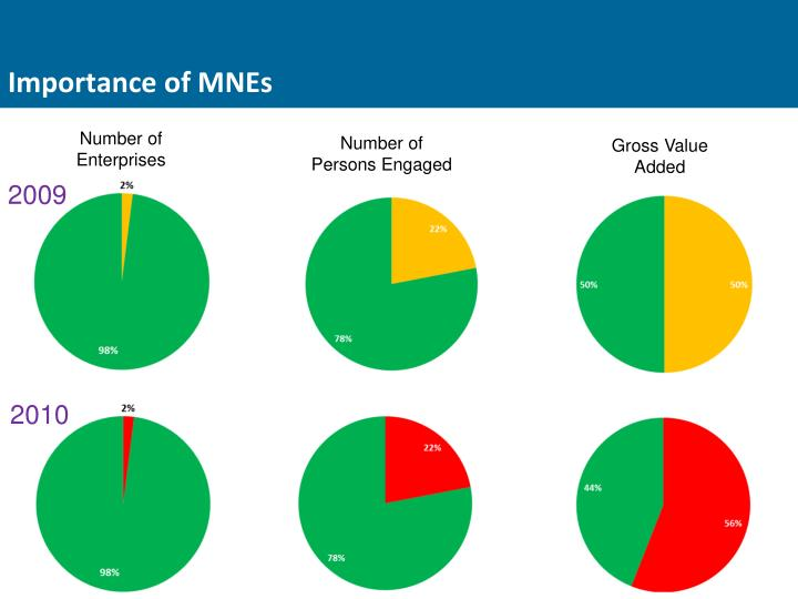 Importance of MNEs