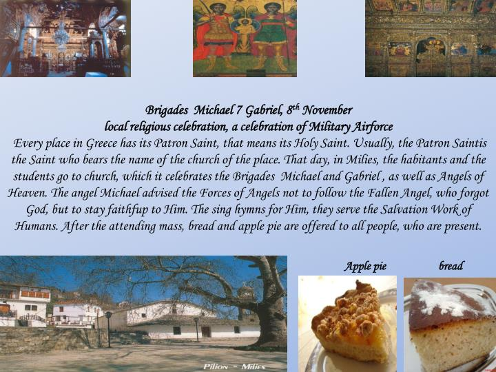 Brigades  Michael 7 Gabriel, 8