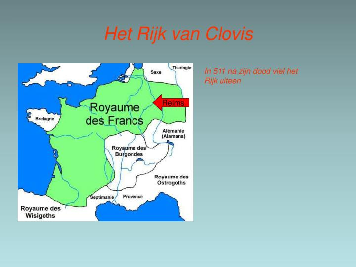 Het Rijk van Clovis