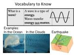 vocabulary to know1