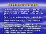 the ocean conveyor belt1