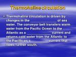 thermohaline circulation1