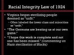 racial integrity law of 1924