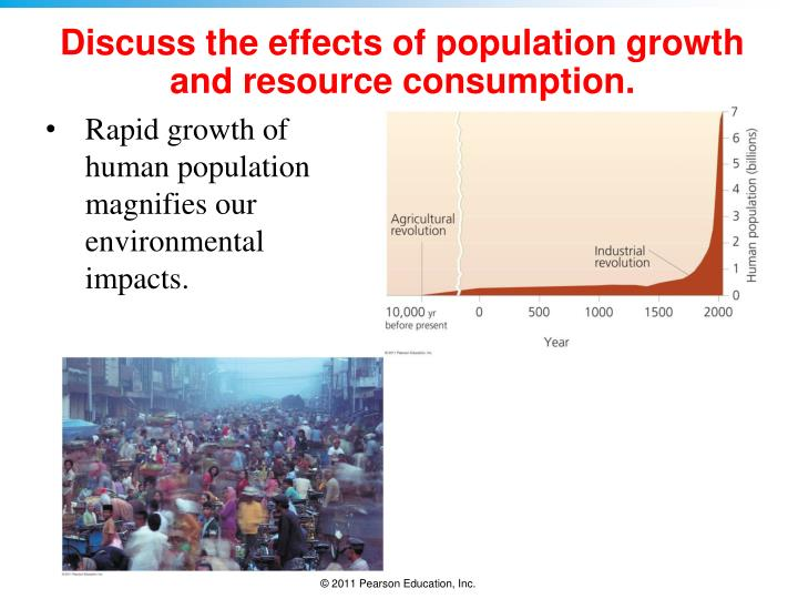 population change and resource cousumption essay Malthus's essay on the principle of population as it affects the future improve- ment of society, published in 1798, initiated a long and continuing debate on the im- pact of population growth.
