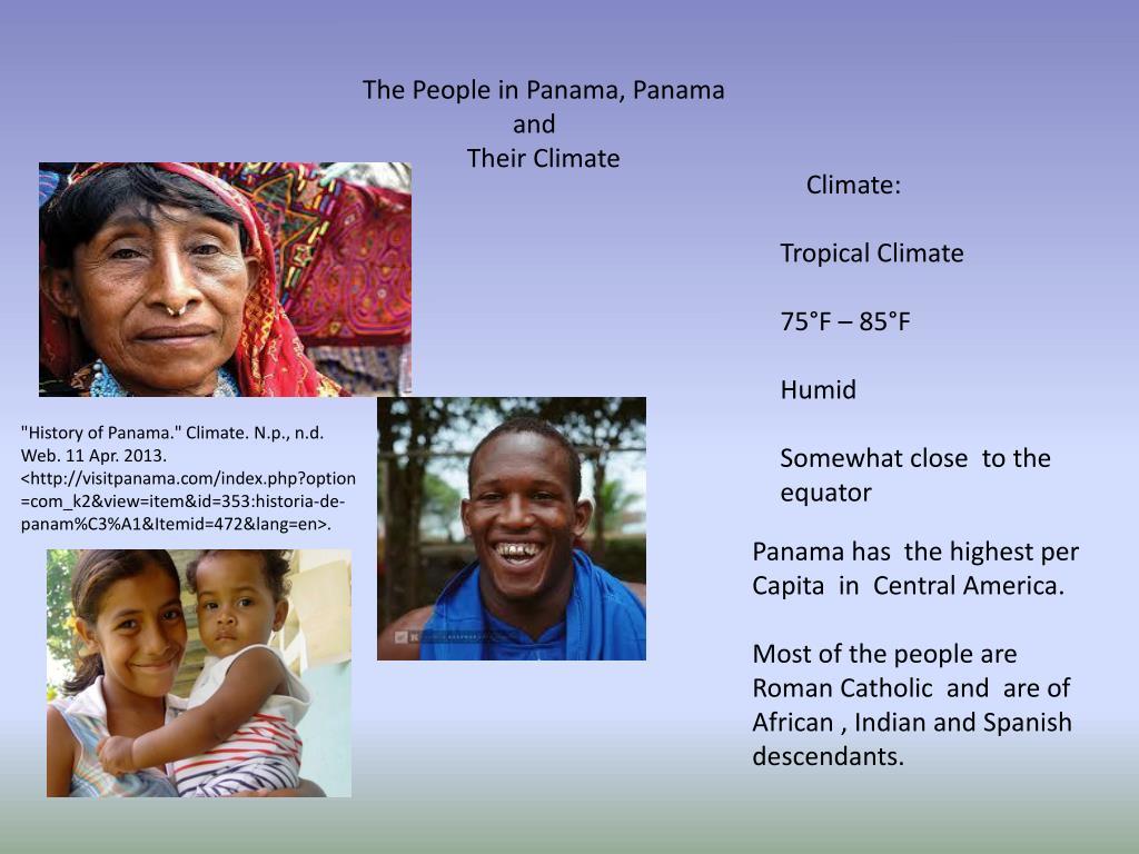 Panama Point Presentation