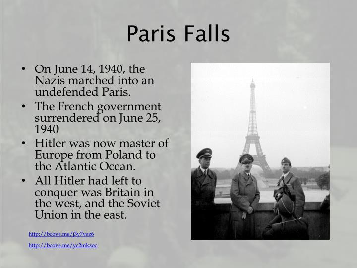 Paris Falls