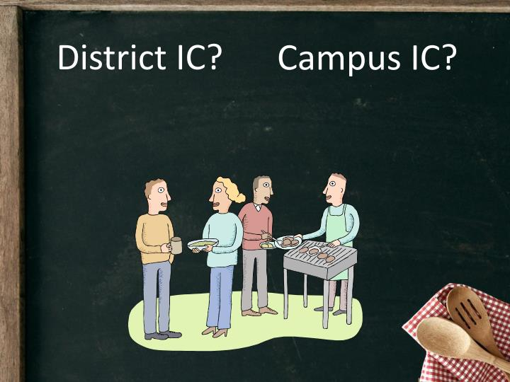 District IC?