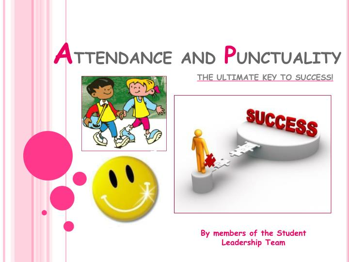 essay on punctuality leads to success Punctuality in the academic domain is etiquette as it is a habit of doing things on a timely manner, keeping in mind the importance of time students ought to be punctual since it is the key to success this will lead to their expulsion from school which brings down their chances of education.