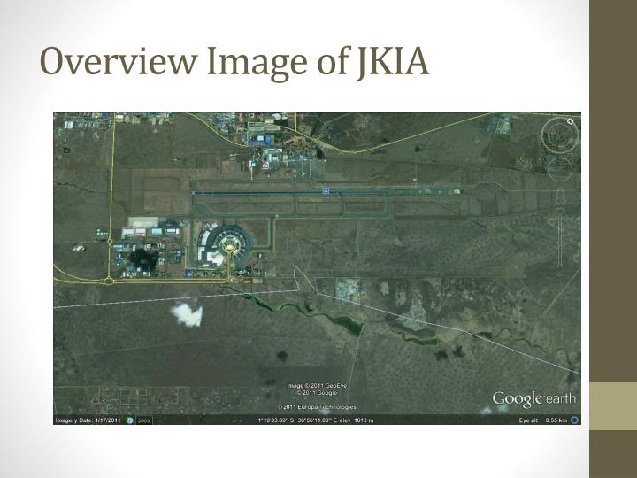Overview Image of JKIA