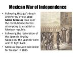 mexican war of independence2