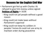 reasons for the english civil war3