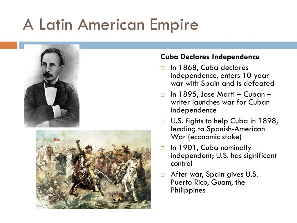 PPT - U.S. Economic Imperialism in Latin America Chapter ...