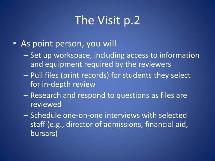 The Visit p.2