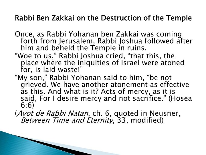 Rabbi Ben