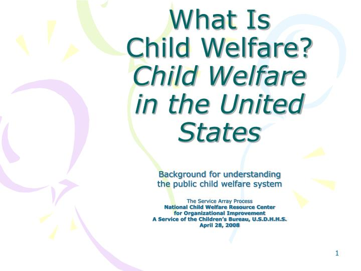 childhood and child welfare in progressive Find standards for prevention programs, reports from state programs, and information on types of programs addressing the prevention of child abuse and neglect.