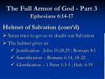 the full armor of god part 3 ephesians 6 14 171
