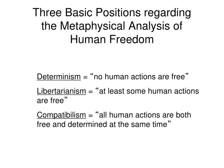 thesis determinism philosophy Philosophy - free will vs determinism 2035 words | 9 pages free will-determinism the dialogue between philosophers over the existence of free will versus the inevitability of determinism is a debate that will always exist.
