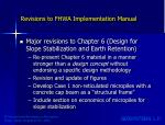 revisions to fhwa implementation manual3
