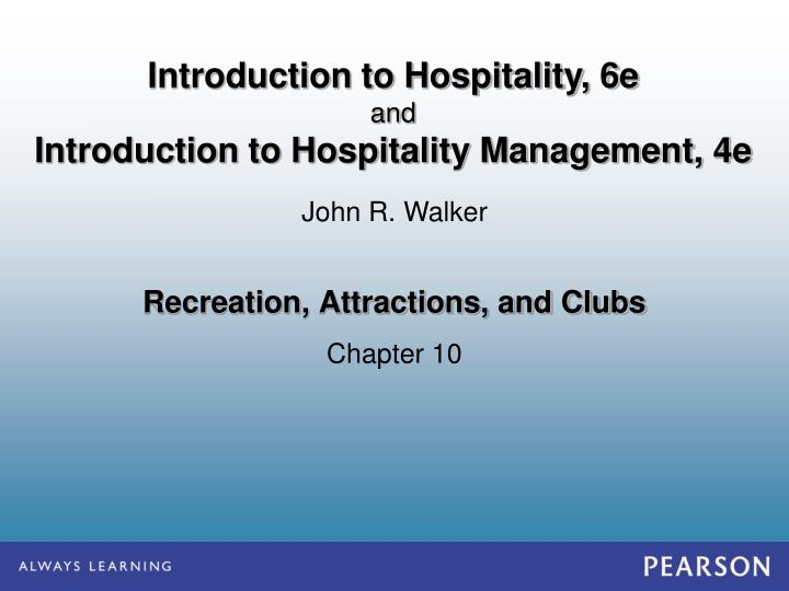 recreation attractions and clubs n.