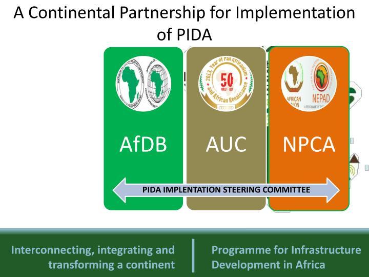 A Continental Partnership