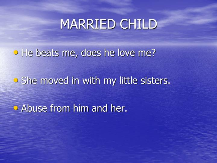 MARRIED CHILD