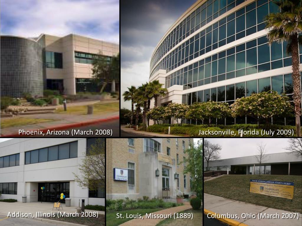Ppt Chamberlain College Of Nursing Powerpoint