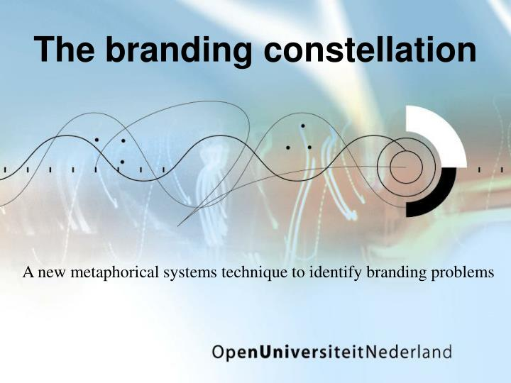 the branding constellation n.