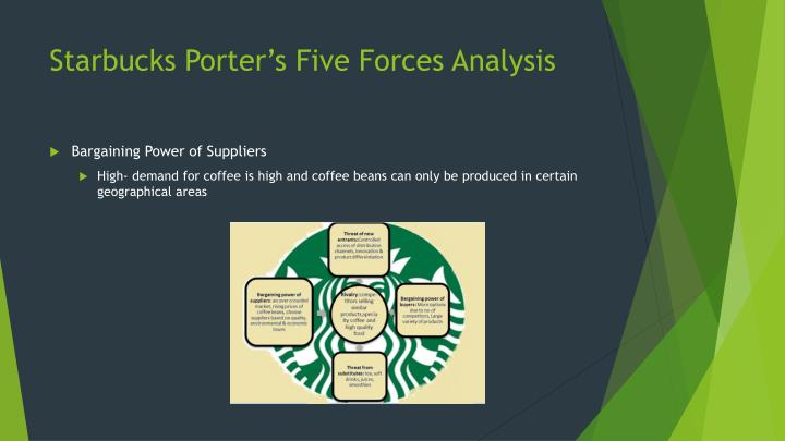 brief porter diamond starbucks Porter's generic competitive strategies (ways of competing) porter, michael e, competitive advantage 1985, ch 1, pp 11-15 the free press new york.