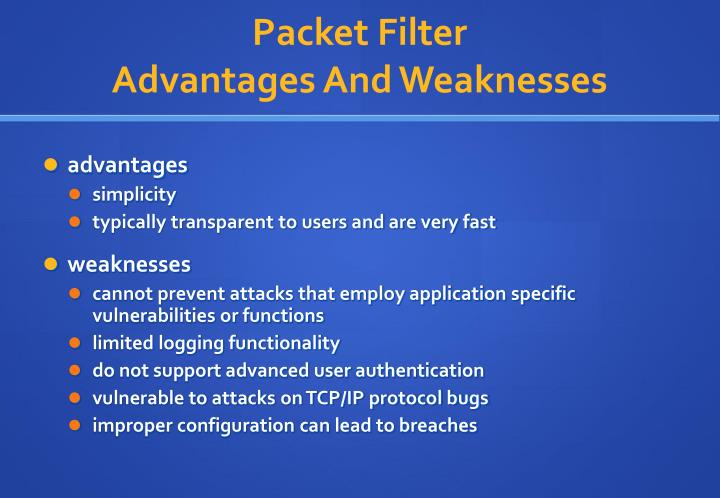Packet Filter