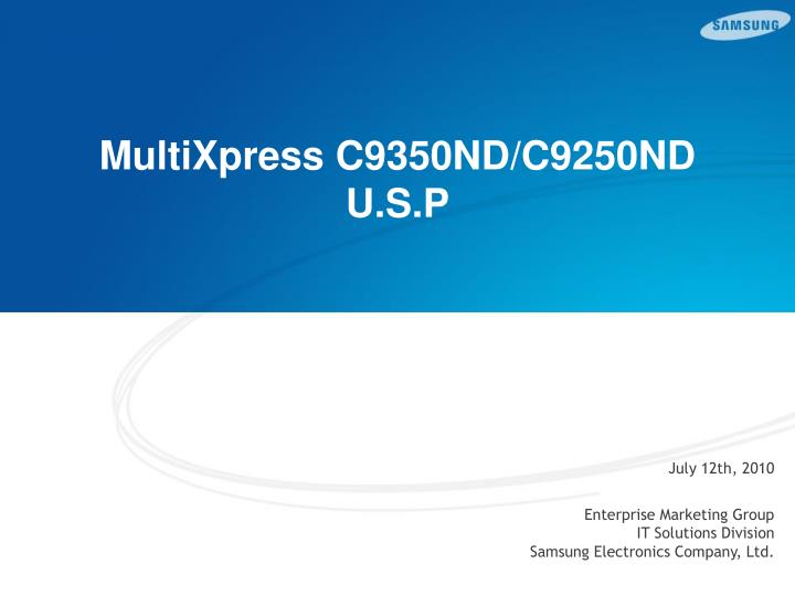 multixpress c9350nd c9250nd u s p