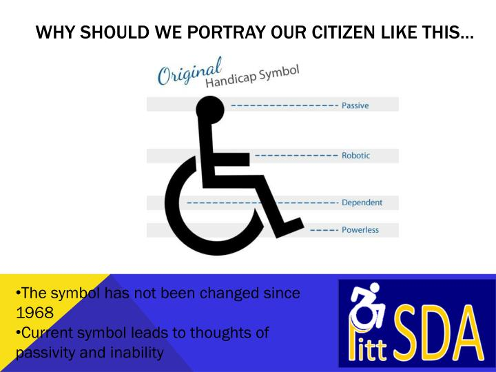 Why Should we portray our citizen like this…