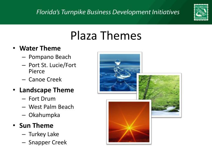 Plaza Themes