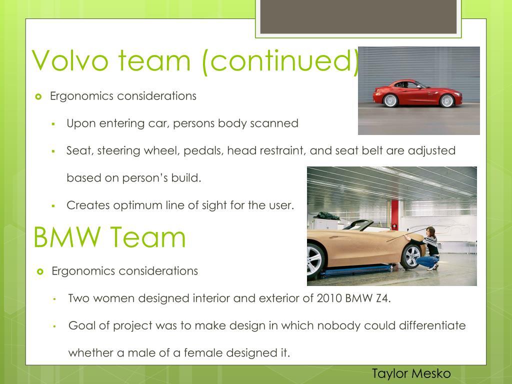 Ppt Women In Automotive Design Powerpoint Presentation Free Download Id 3072805