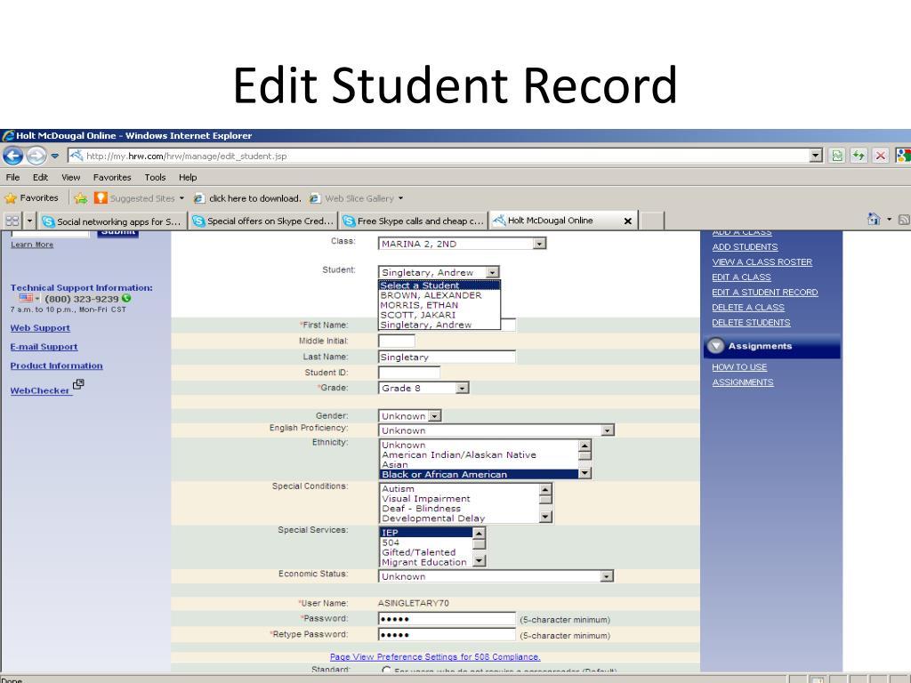 PPT - Online Math Book- 6 , 7 , 8 grade Holt McDougal 2010 ...