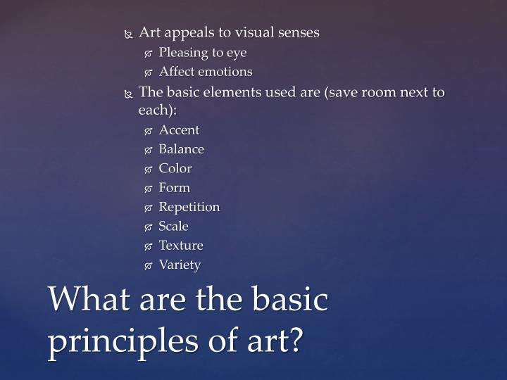 Different Principles Of Art : Ppt applying the principles of art to landscape