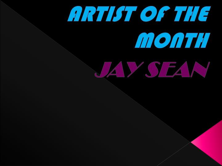 artist of the month n.