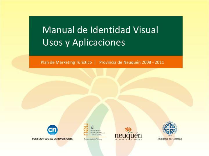 Manual de Identidad Visual
